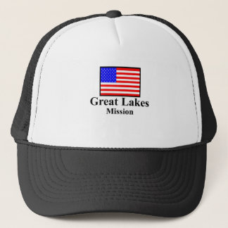 Great Lakes Auftrag-Hut Truckerkappe