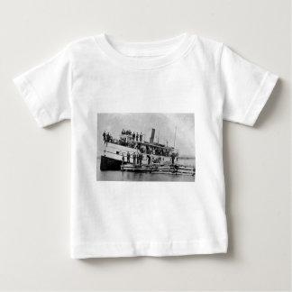 Great Lakes Fähren-Stadt von neuem Baltimore Baby T-shirt