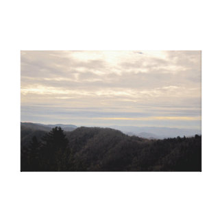Great Smoky Mountains - das Tennessee Leinwanddruck