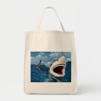 Great White Shark Einkaufstasche