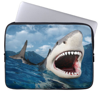 Great White Shark Laptop Sleeve Schutzhüllen