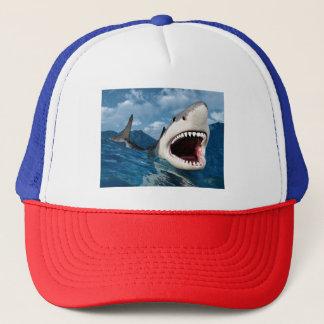 Great White Shark Truckerkappe