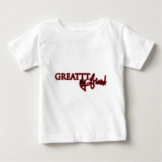 Greattt, my friend baby t-shirt