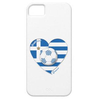 """""""GREECE"""" Team soccer. Fußball Griechenland 2014 Fo iPhone 5 Hülle"""