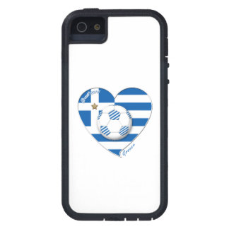 """""""GREECE"""" Team soccer. Fußball Griechenland 2014 Fo iPhone 5 Cover"""