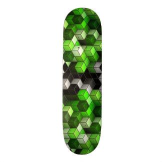 Green cubs personalisiertes skateboarddeck
