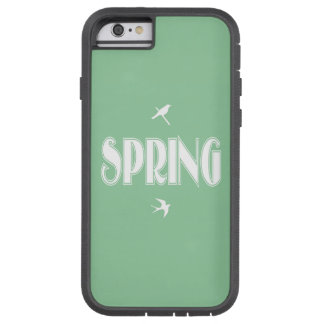 Green Spring Tough Xtreme iPhone 6 Hülle