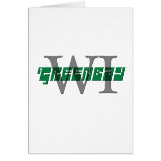greenbay wi karte