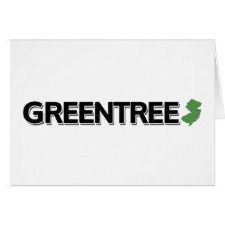 Greentree, New-Jersey Karte