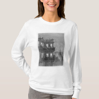 Greenwich in der Jahreszeit T-Shirt