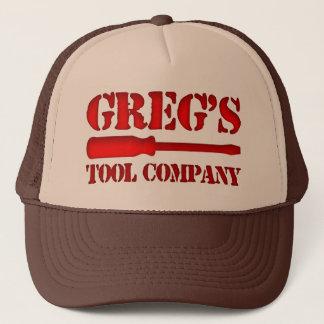 Gregs Tool Company Truckerkappe