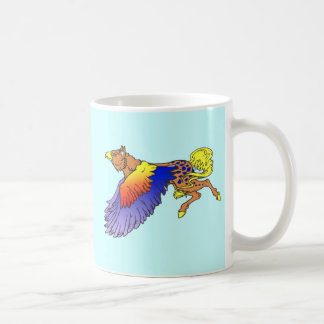 Greif griffin gryphon kaffeetasse