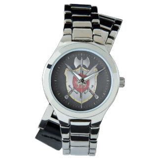 Greif Sigil Kampf-Wappen Uhr
