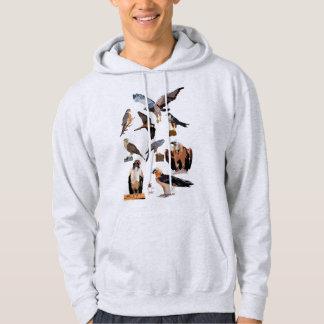 Greifvögel Hoodie