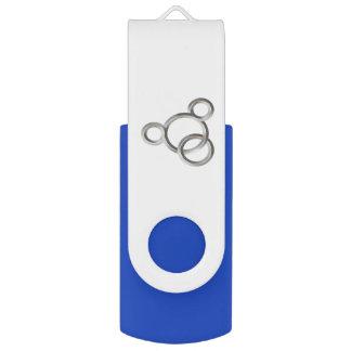 Greller Antrieb des Element-47 USB Stick