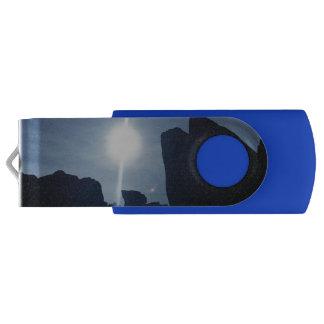 Greller Antrieb (wählen Sie Ihre Farbe und Größe) USB Stick