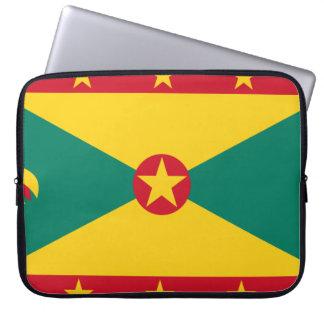 Grenada-Flagge Laptopschutzhülle