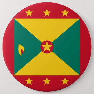 Grenada-Flagge Runder Button 15,3 Cm