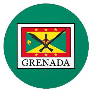Grenada Große Wanduhr