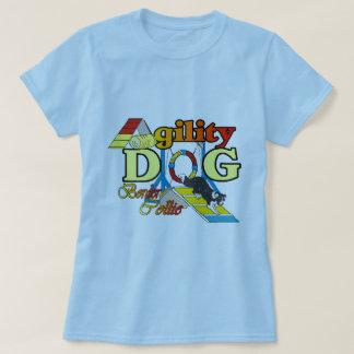 Grenzcollie-Agility-Geschenke T-Shirt