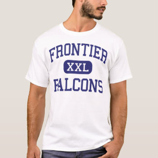 Grenze - Falcons - hoch - Hamburg New York T-Shirt