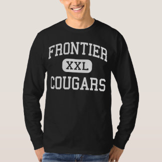 Grenze - Pumas - hoch - neues Matamoras Ohio T-Shirt