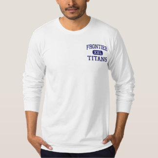 Grenze - Titanen - hoch - Bakersfield Kalifornien T-Shirt
