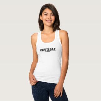 Grenzenlos, seien Sie das beste T-Shirt