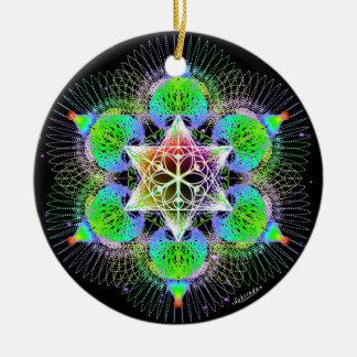 Grenzenlose Träumen/Herz-Verbindung Keramik Ornament