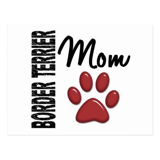 GrenzTerrier-Mamma 2 Postkarten
