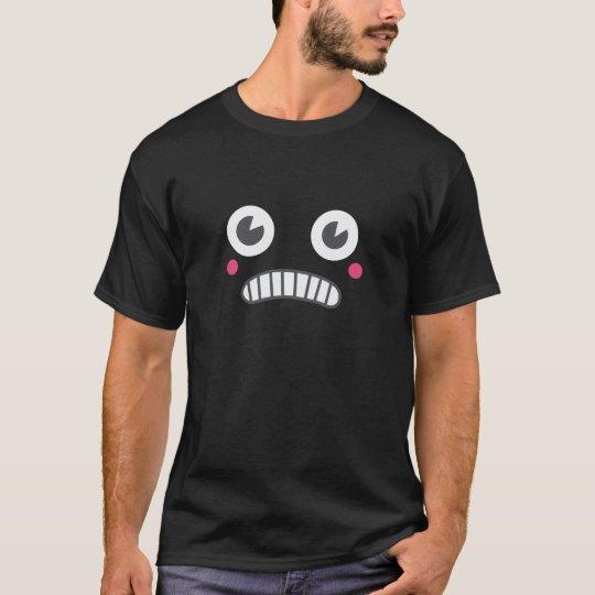 Grey Paranoid Android Shirt