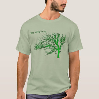 GreyGreen T T-Shirt