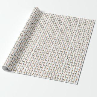 GreyTown WeihnachtsPackpapier Geschenkpapier