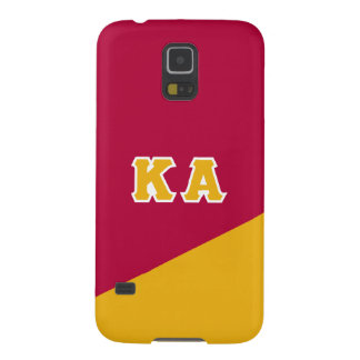 Grieche-Buchstaben des Kappa-Alpha Auftrags-| Samsung S5 Hülle