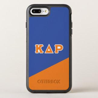 Grieche-Buchstaben des Kappa-Deltarho-| OtterBox Symmetry iPhone 8 Plus/7 Plus Hülle