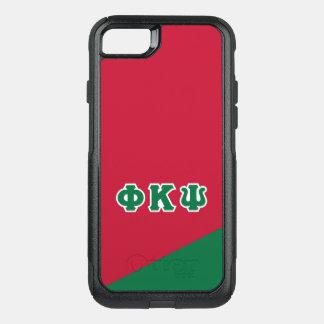 Grieche-Buchstaben Phi-Kappa-P/in |