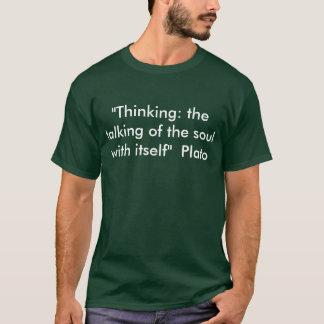 Grieche Philosophie-Plato 2 T-Shirt