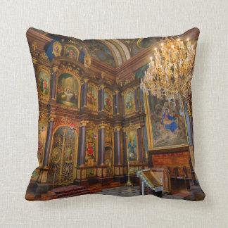 Griechenkirche zur Heiligen Dreifaltigkeit Kissen