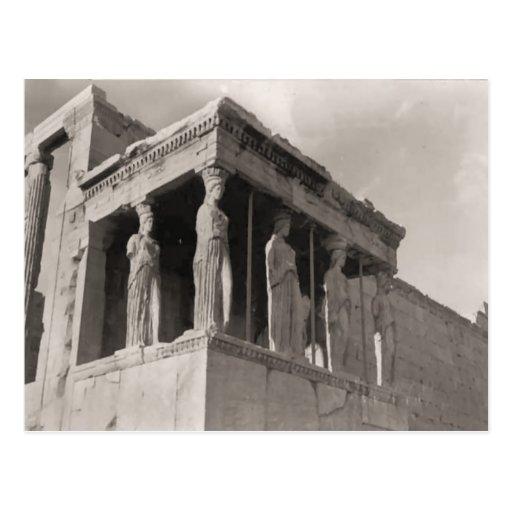 Griechenland, Athen, Akropolis, Parthenon Postkarten