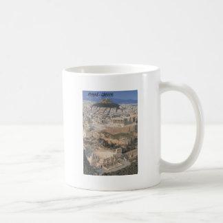 Griechenland Athen herodion Parthenon (St.K.) Kaffeetasse