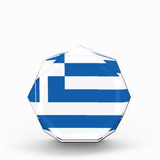 Griechenland-Entwurf Acryl Auszeichnung