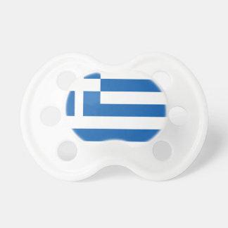 Griechenland-Entwurf Schnuller