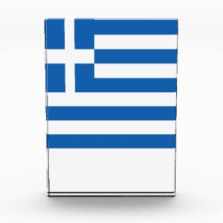 Griechenland-Flagge Auszeichnung
