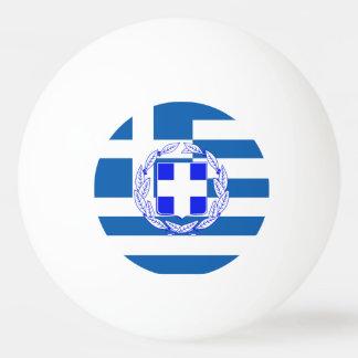 Griechenland-Flagge Ping-Pong Ball