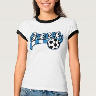 Griechenland-Fußball T-Shirt
