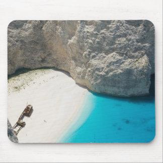 GRIECHENLAND, ionische Inseln, ZAKYNTHOS, SCHIFFBR Mauspads