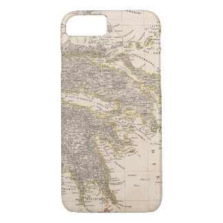 Griechenland iPhone 8/7 Hülle
