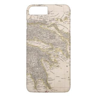Griechenland iPhone 8 Plus/7 Plus Hülle