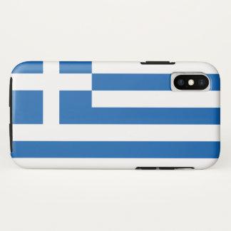 Griechenland iPhone X Hülle