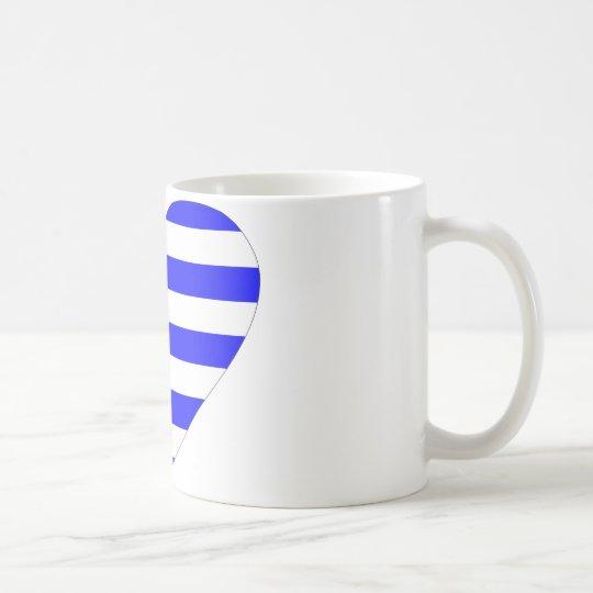 Griechenland Kaffeetasse